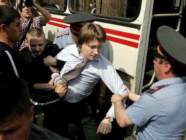 Организаторы парада секс-меньшинств обжаловали запрет антилужковского пикет